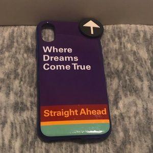 Disney Phone Case iPhone X
